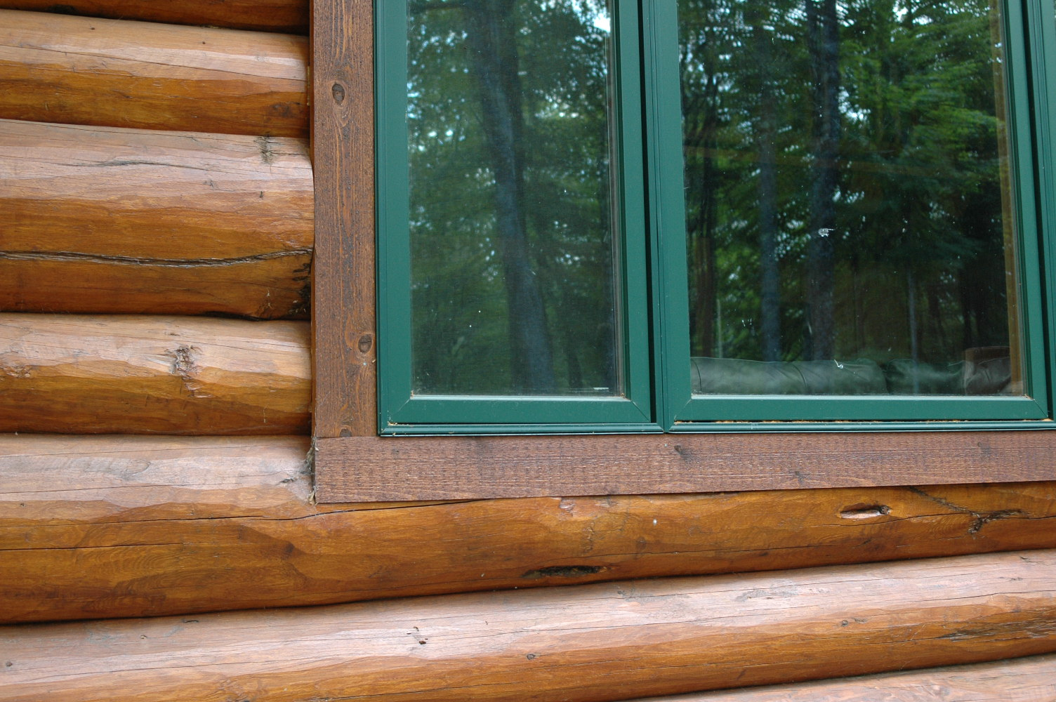 About Us The Natural Log Homes Home Wiring Share This