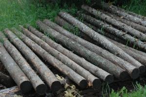 Cedar rail material