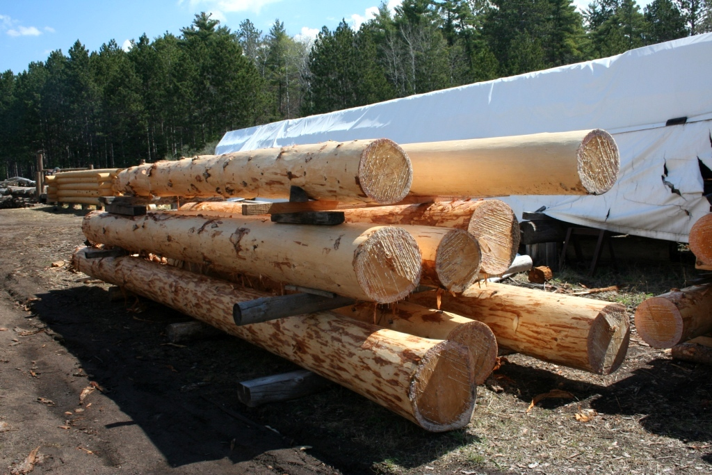 log and timber sales the natural log homes