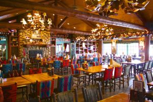 famous daves dining room