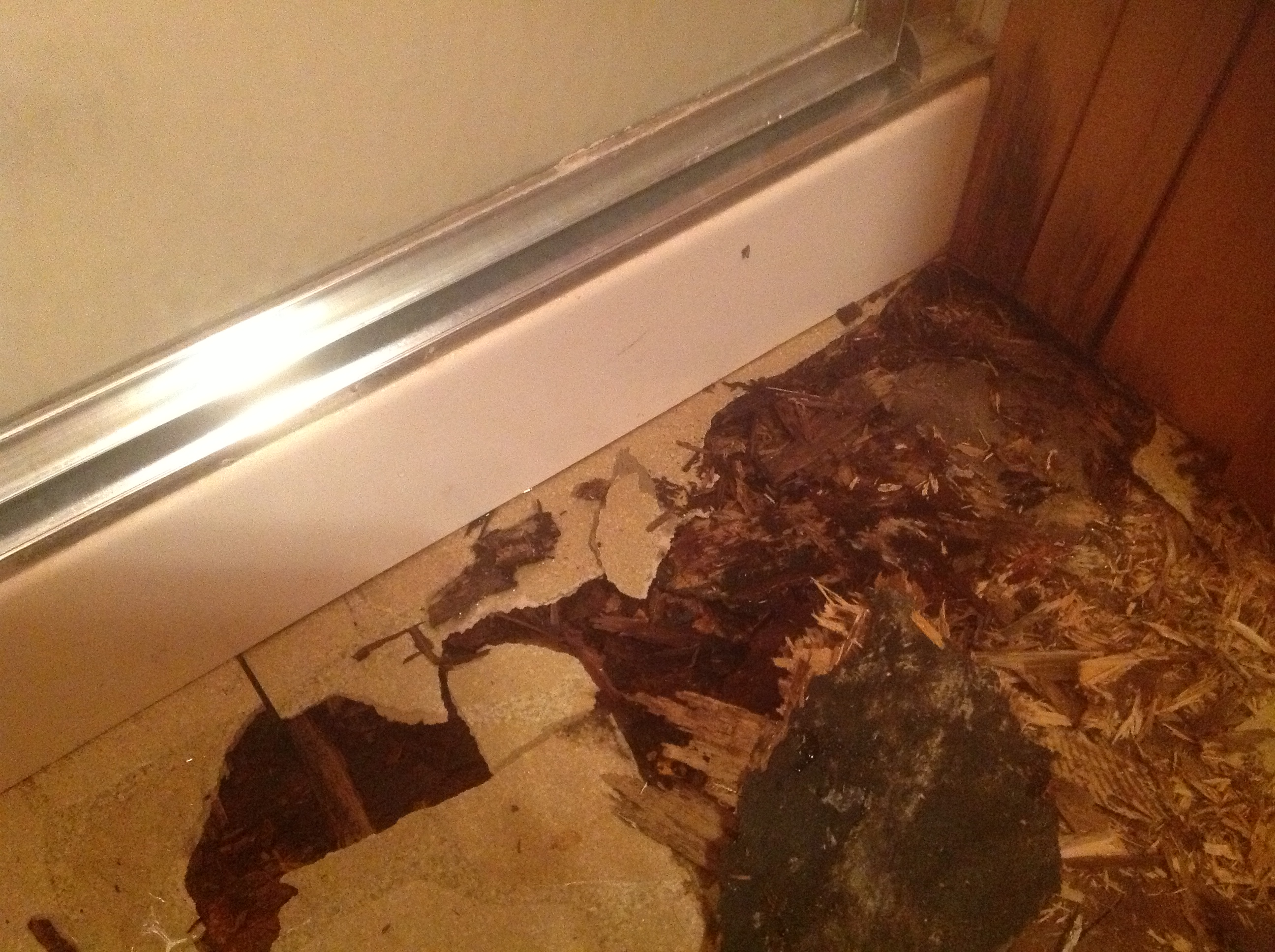 bathroom floor rotting how to fix 2017 2018 best cars reviews